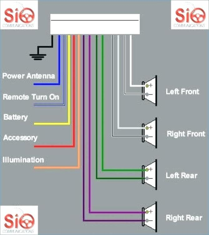 pioneer deh p4200ub wiring diagram taco zone valve control