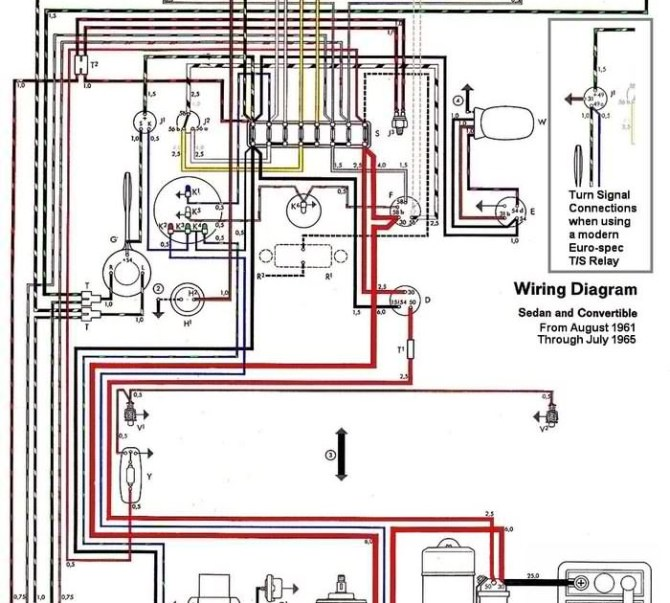 65 vw bug fuse diagram  wiring diagrams options deep