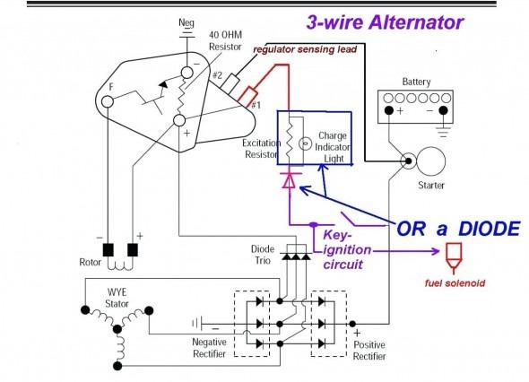 delco remy 22si alternator wiring diagram  ford f 150