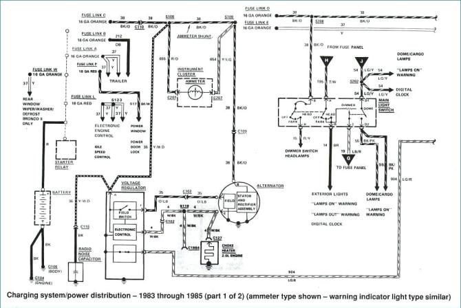 wiring diagrams for ford ambulance  wiring diagram electron