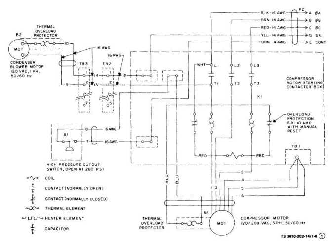 diagram central air conditioner thermostat wiring diagram