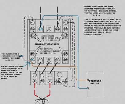 square d nema size 1 starter wiring diagram home wiring