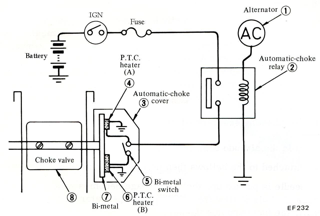 Bz Wiring Electric Choke Holley Free Diagram