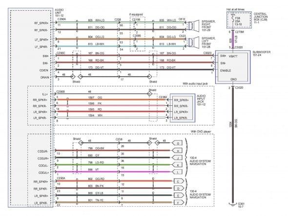 pioneer deh x3600ui wiring diagram  firebird fuse box