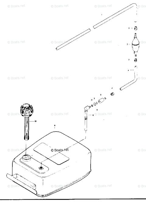 Chrysler Outboard Parts Diagram