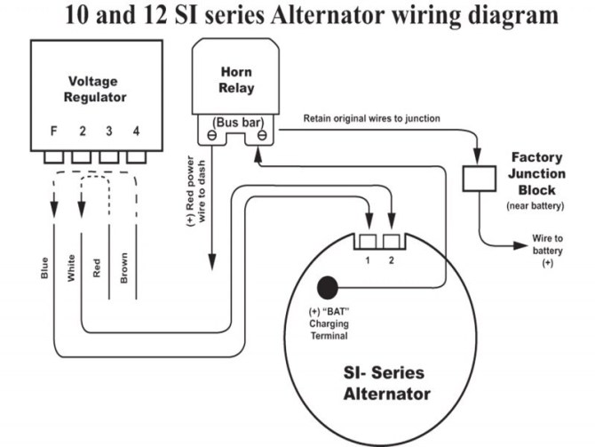 ws2811 alternator wiring diagram alternator wiring diagram