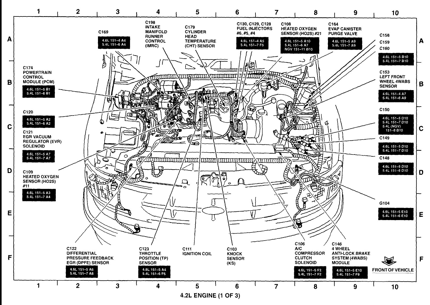 Cg Ford F 150 Parts Diagram Free Diagram