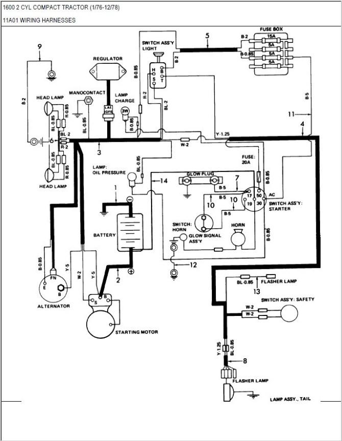 1964 ford 4000 12v wiring diagram  emerson pump motor