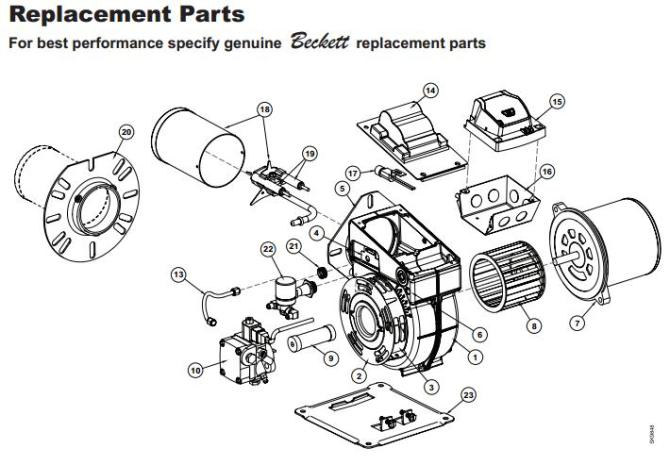 beckett oil furnace diagram 2012 volkswagen fuse box