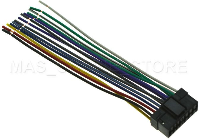 ow1759 sony cdx gt56uiw wiring harness free diagram