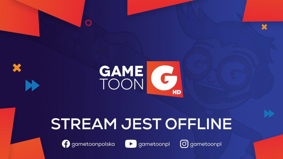 Twitch stream of GametoonPolska
