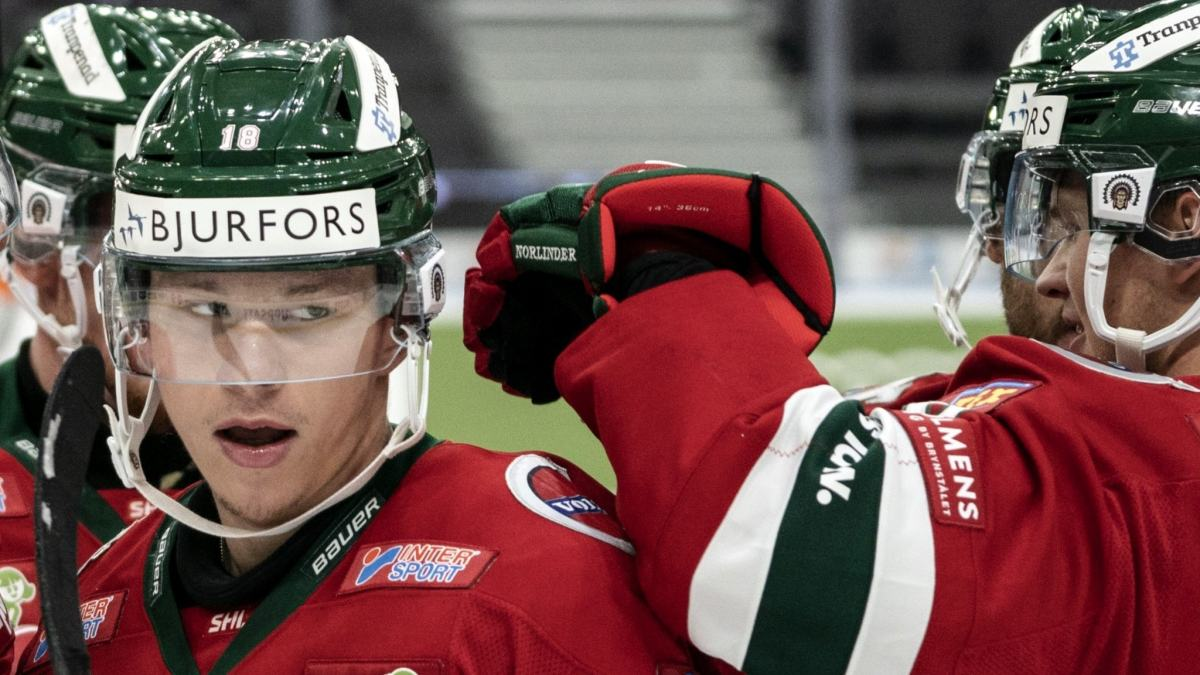 Frolunda S Lucas Raymond Was Chosen As The Fourth Player Nord News