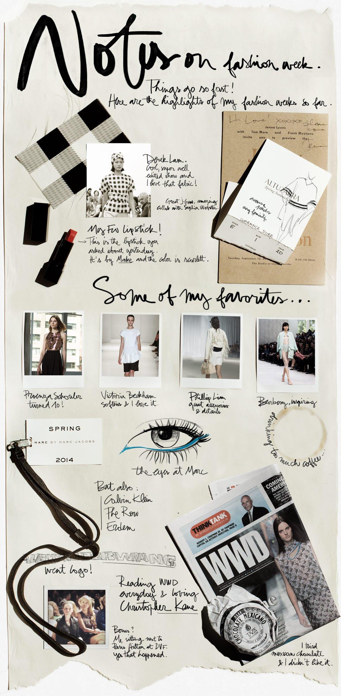 50 eye catching magazine layout ideas