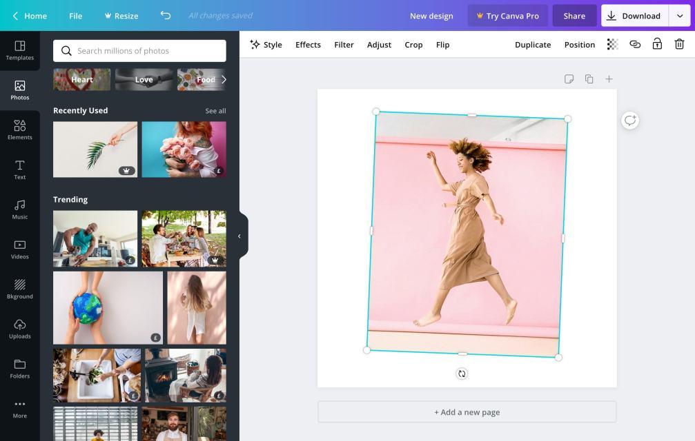 Canva: Diseña tu post para redes sociales en minutos, con esta herramienta gratis. Además nos facilita plantillas y medidas exactas por cada red social.