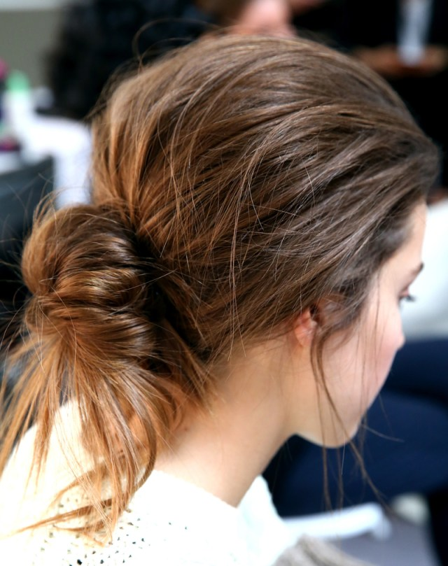 when it's better to have dirty hair | stylecaster