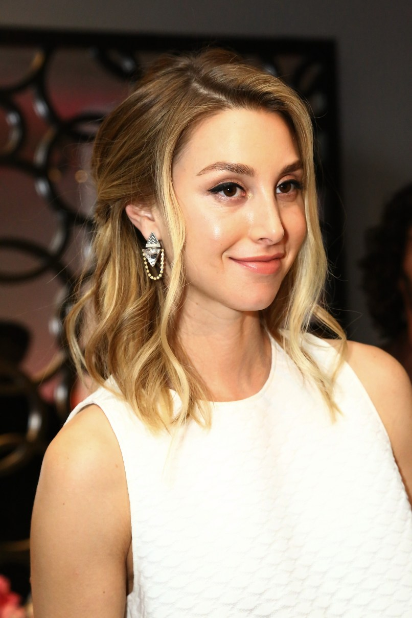 83bd8a3dcfc Whitney Port Shares All Her Hair Secrets Stylecaster