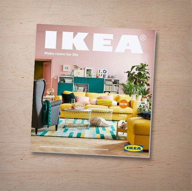 Ikea Catalogue 2018