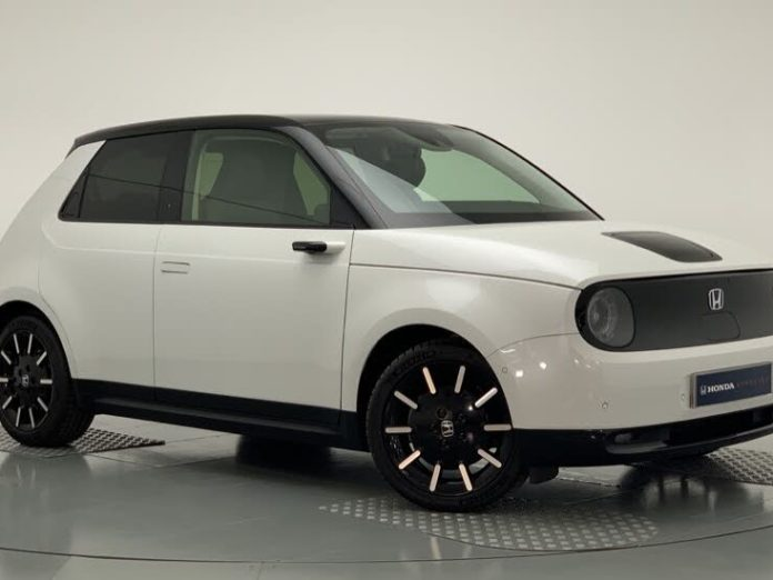 Used Electric Cars For Sale In London Cargurus Co Uk