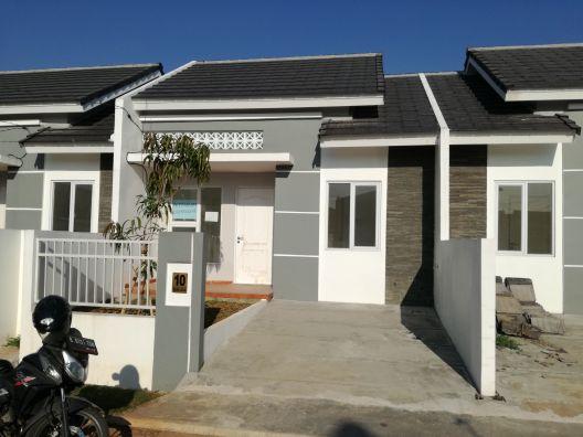Rumah Culste Siap Huni Dekat Stasiun Kereta KRL Telaga Murni & Rumah Sakit