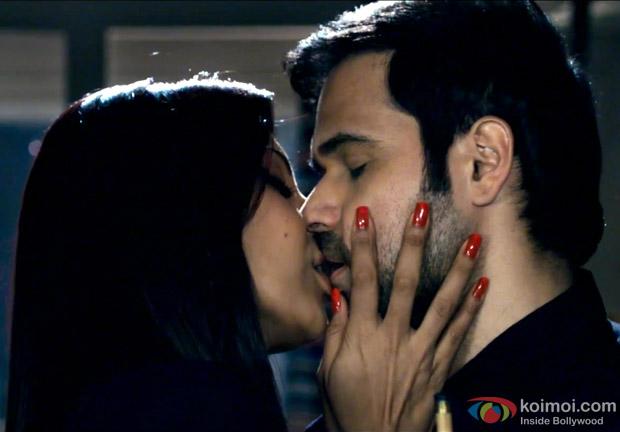 Bipasha Basu And Emraan Hashmi Hot Love Making Scenes In Raaz 3 Movie Stills