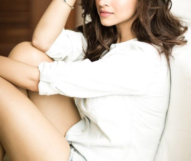 Deepika Padukone In A Sexy Look