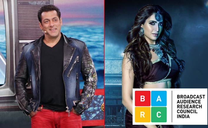 BARC Report Week 40: Naagin 3 Persists, Salman Khan's Bigg Boss Fails To Place!