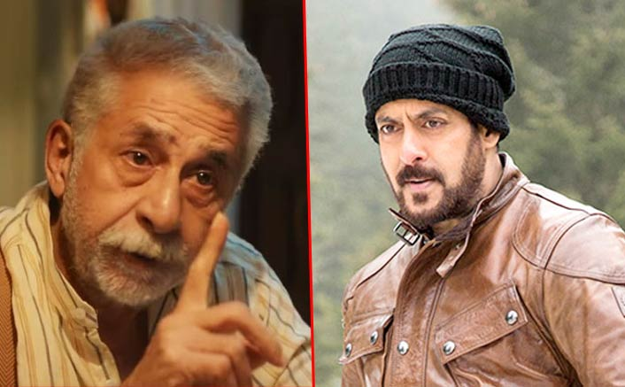 """Naseeruddin Shah: """"Audience Shouldn't End Up Seeing Only Salman Khan films 200 years later"""""""