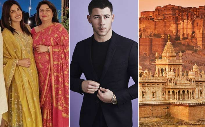 Madhu Chopra in Jodhpur to check Priyanka-Nick's wedding preps