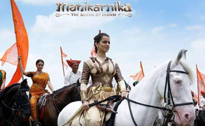 Image result for manikarnika movie review