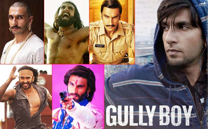Gully Boy Vs Ranveer Singh's Top 5 Openers At The Box Office