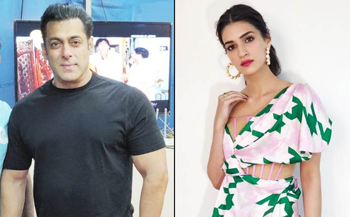 Kriti Sanon expresses her wish to work with Salman Khan, admits being a Hrithik Roshan fan