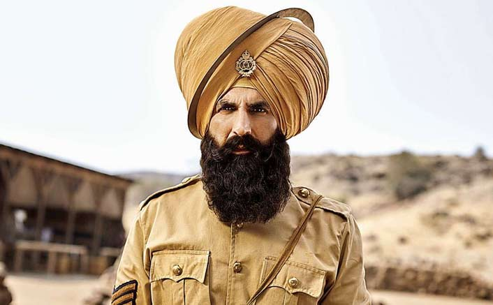 Box Office - Akshay Kumar's Kesari takes a very good start on expected lines