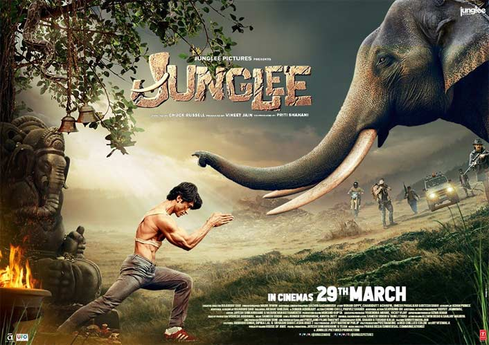 Junglee Poster On 'How's The Hype': BLOCKBUSTER Or Lacklustre?