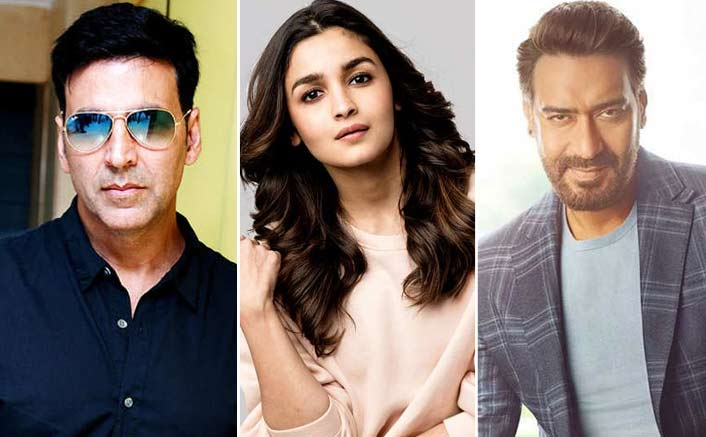 Not Akshay Kumar But THIS Actor & Actress Are The Most Busiest One In Bollywood