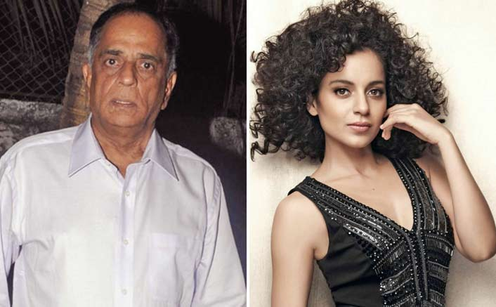 Pahlaj Nihalani Reacts To Kangana Ranaut's Shocking Allegations!