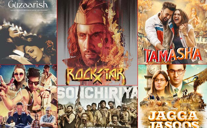 From Ranbir Kapoor's Tamasha To Mard Ko Dard Nahi Hota; The Movies Which Divided Audience Into Two Extreme Poles