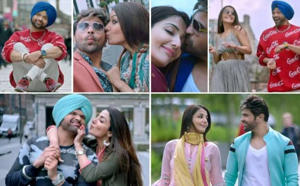 The big musical teaser of Himesh Reshammiya's film Happy Hardy and Heer (HHH) is out now