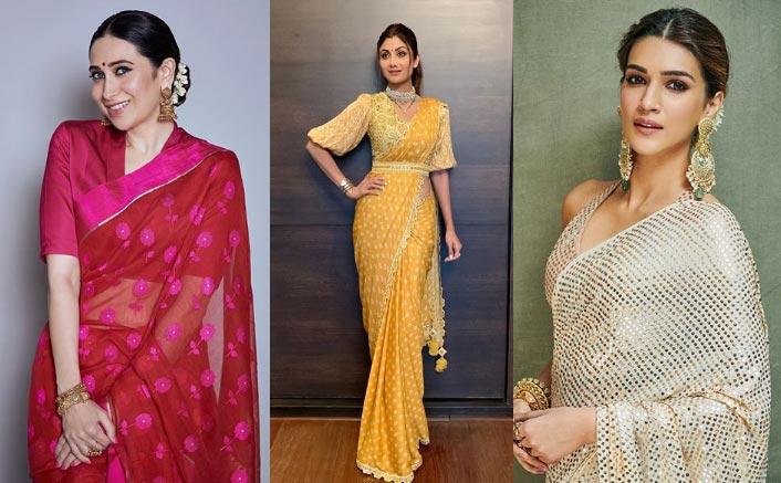 Celebrity Looks For This Ganpati