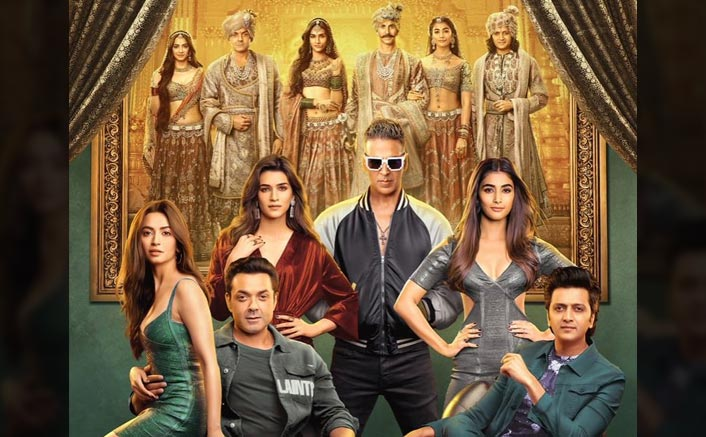 Housefull 4 Box Office Advance Booking (5 Days Before Release): Picking Up The Pace!