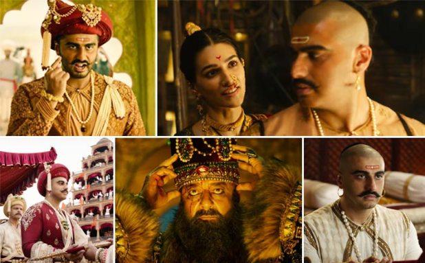 Ashutosh Gowariker's Panipat trailer is Grand & Majestic!