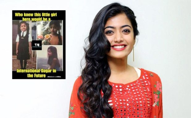 Rashmika Mandanna Lashes Out At Troll For Harassing & Calling Her 'Dagar' (Prostitute)