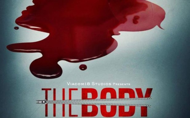 Spine Chilling Teaser Of Emraan Hashmi's The Body Is OUT!