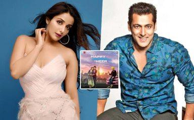 EXCLUSIVE! Salman Khan Gave THIS Tip To Himesh Reshammiya's Happy Hardy And Heer Actress Sonia Mann