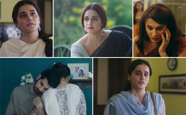 Thappad Trailer: Taapsee Pannu & Anubhav Sinha Question The 'Norms' Of Married Life Which Aren't Normal