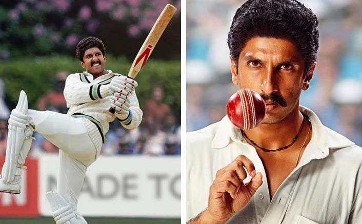 Ranveer Singh's Trophy Lifting Pic From '83 On 'How's The Hype?': BLOCKBUSTER Or Lacklustre?