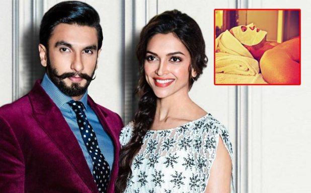 Ranveer Singh Calls Deepika Padukone His Nikri Twacha Ka Raaz & It Cant Get Cuter Than This