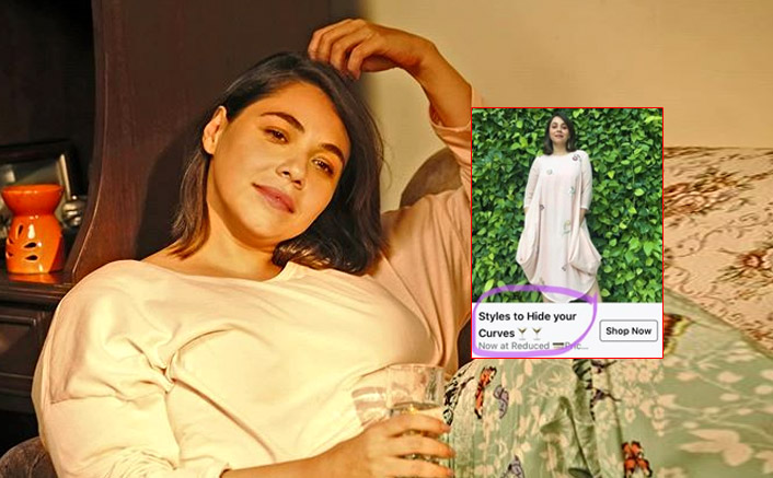 """Maanvi Gagroo LASHES Out At A Delhi Fashion Brand: """"They Definitely Don't Have My Permission To Fat Shame ANYONE"""""""