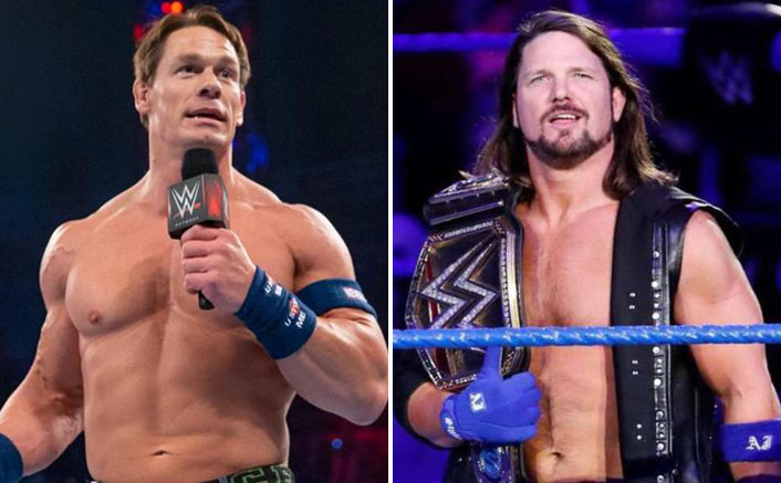 WWE: AJ Styles Credits THIS Superstar For His Rise In WWE!