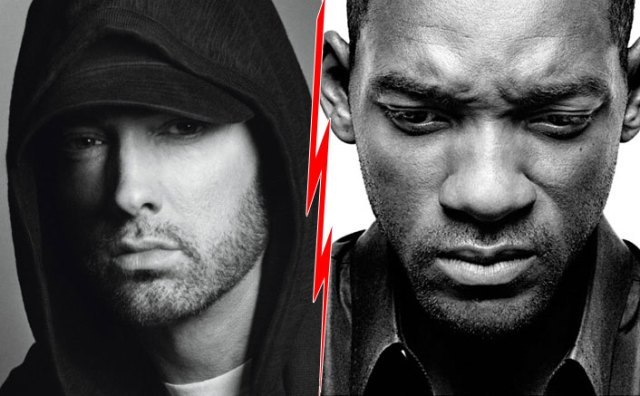 "Eminem VS Will Smith: When Bad Boy Actor Told Slim Shady, ""You're Either Gonna Be The Biggest Flop In Hip Hop Or…"" - CELEBRITY RIVALS #18"