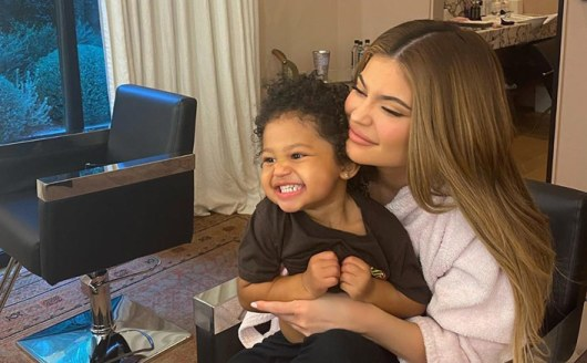 Kylie Jenner's 2-Year Old Daughter Stormi Webster Owns The Most Expensive Items: Check Out Her Gift Collection(Pic credit: Instagram/kyliejenner)